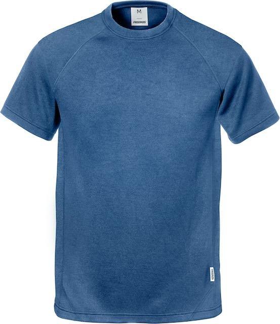 Fristads T-shirt 7046 THV_Blauw
