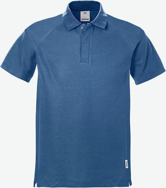 Fristads Poloshirt 7047 PHV_Blauw