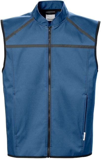 Fristads Softshell bodywarmer 4559 LSH_Blauw
