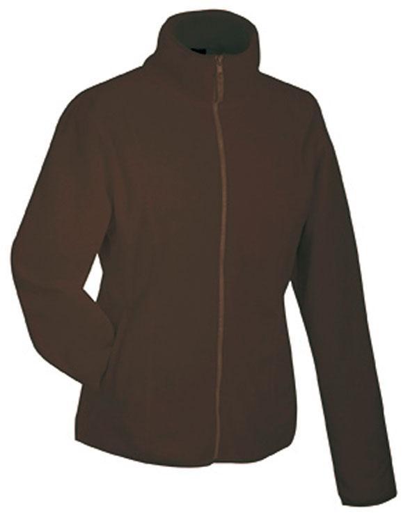Fleecejacken Girly Microfleece Jacket Bruin