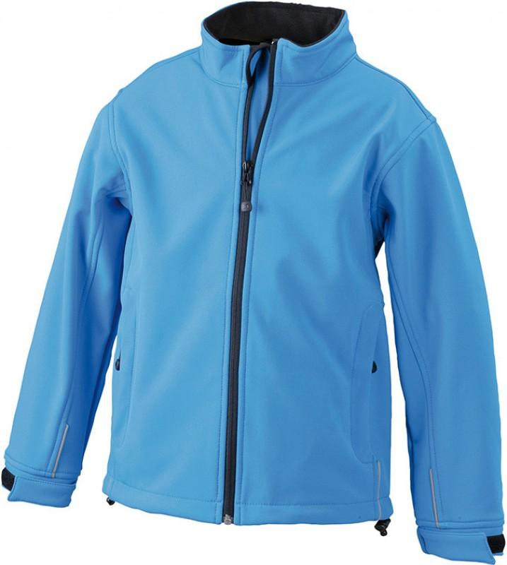 Jacken Softshell Jacket Junior Aqua