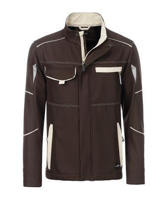 Softshell Jacket Bruin/Steen
